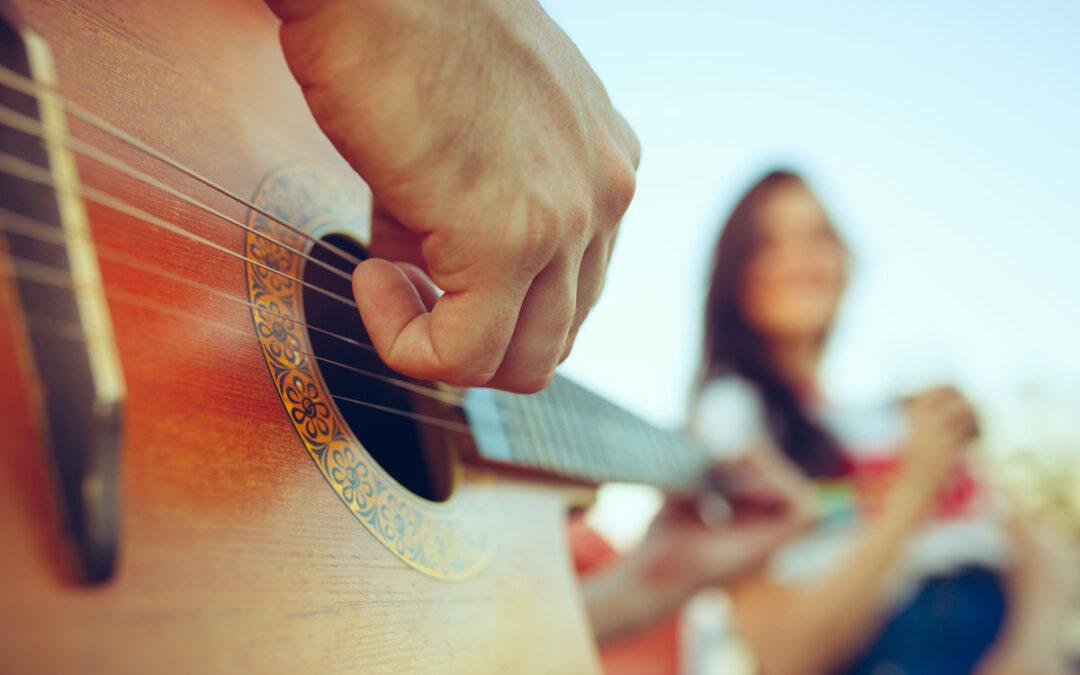 Tulsa Guitar Lessons