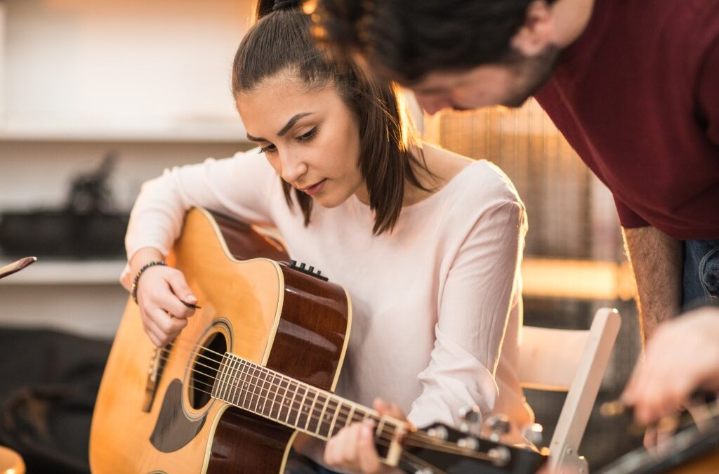 Guitar Lessons Tulsa Ok | We Are Ready To Make You A Great Musician