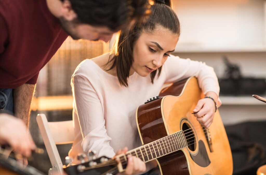 Guitar Lessons Tulsa OK