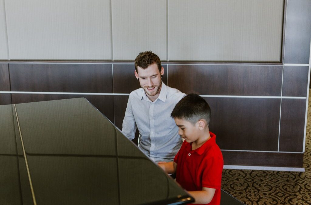 Piano Lessons for Kids 1