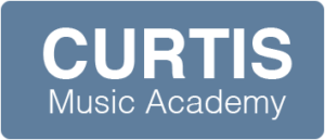 Tulsa Music Schools Curtis Music Logo Tab
